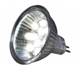 Frilight 10 SMD MR16 LED 8-30V