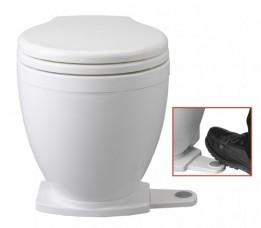 Jabsco Toilet Lite Flush 24 Volt Voetschakelaar / 58500-0024
