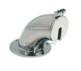 Ketting Dekdoorvoer RVS 10-13 mm