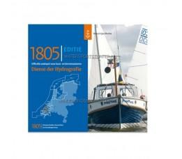 Hydrografische Kaart 1805 Oosterschelde 2018