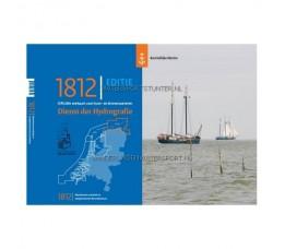 Hydrografische Kaart 1812 Waddenzee Oost 2018