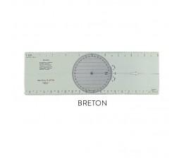 Koersplotter Breton