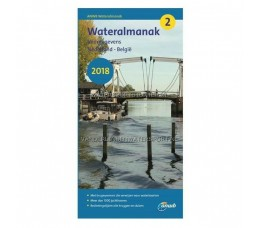 ANWB Wateralmanak 2 - 2018