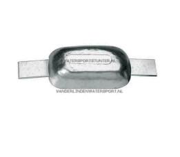 Aluminium Anode 0,45 kg (Stripanode)