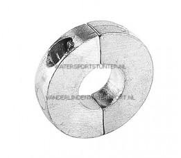 Asanode Zink Ringvormig 40 mm