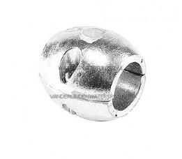Asanode Zink Bolvormig 40 mm