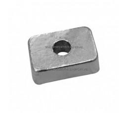 Mercury / Mariner / Tohatsu / Evinrude 4-Takt Anode Aluminium