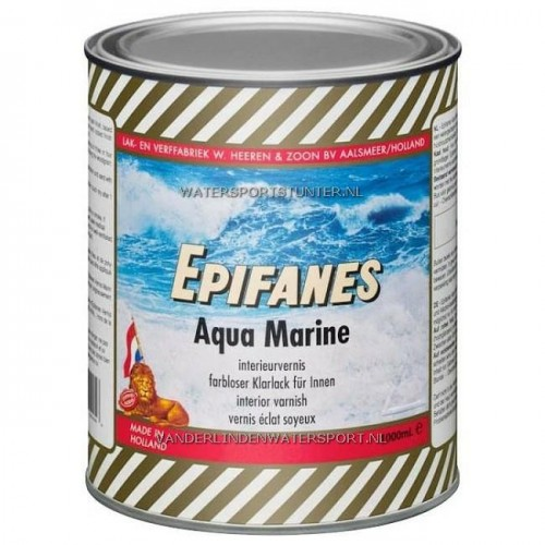 Epifanes Aqua Marine Interieurvernis 1 Liter