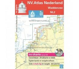 Atlas Nederland NL2 Waddenzee 2018