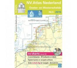 Atlas Nederland NL5 Ooster en Westerschelde 2018