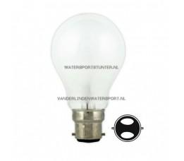 Standaardlamp 24 Volt 100 Watt Mat Bajonetfitting B22