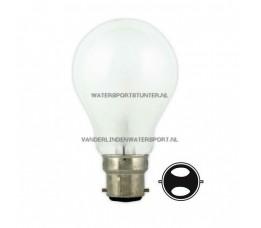 Standaardlamp 24 Volt 25 Watt Mat Bajonetfitting B22