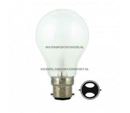 Standaardlamp 24 Volt 15 Watt Mat Bajonetfitting B22