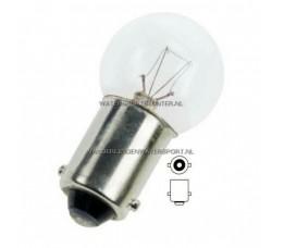 Lamp 12 Volt 6 Watt Fitting BA9S