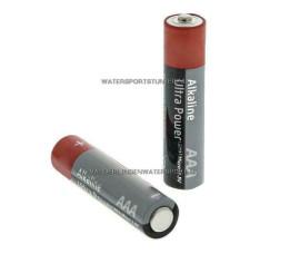 Batterijen Alkaline LR03 - 4 Stuks