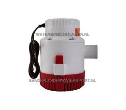 Bilgepomp Go 12 Volt 215 Liter