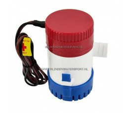 Bilgepomp Go 12 Volt 30 Liter