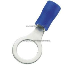Ringstekker AMP Blauw 10,5 mm / 75 Stuks