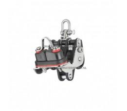 Sprenger 8 mm Schootblok 3-Schijfs + Hondsvot + Clamp