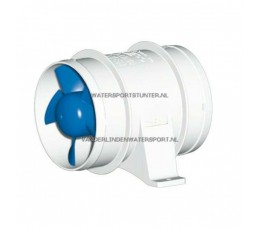 Jabsco / Rule Ventilator Inline 24 Volt - 3,8 m3