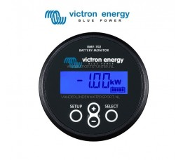 Victron BMV-702 Batterij Monitor Zwart