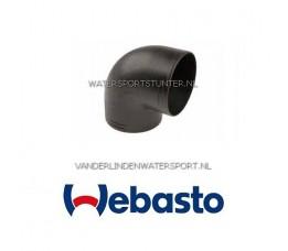 Webasto Bocht 90 mm