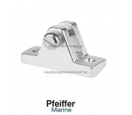 Pfeiffer Dekplaat Aluminium