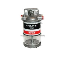 Delphi Cav Brandstoffilter 296 Kunststof Huis