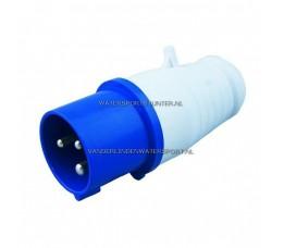 CEE Stekker Eco Man 3-Polig 220 Volt 16 Ampere