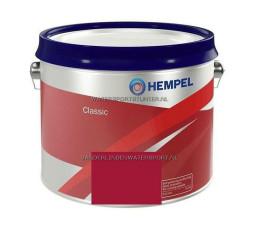 Hempel Classic Antifouling Rood 2,5 Liter