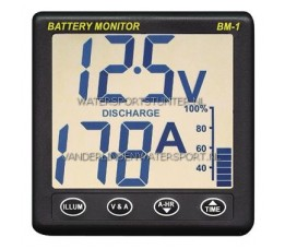 Nasa Clipper 12V Battery Monitor BM-1
