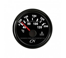 CN Koelwater Temperatuurmeter Zwart