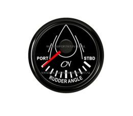CN Roerstandmeter 12 / 24 Volt Zwart