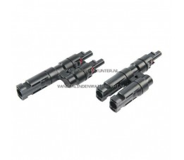 Solar MC4-Y Connector Set