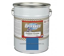 Epifanes Copper Cruise Antifouling Lichtblauw 5 Liter