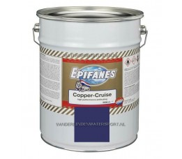 Epifanes Copper Cruise Antifouling Donkerblauw 5 Liter