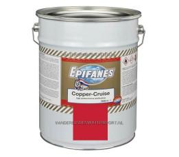 Epifanes Copper Cruise Antifouling Rood Helder 5 Liter