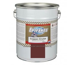 Epifanes Copper Cruise Antifouling Roodbruin 5 Liter