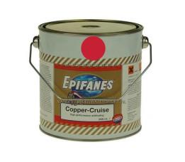Epifanes Copper Cruise Antifouling Rood Helder 2,5 Liter