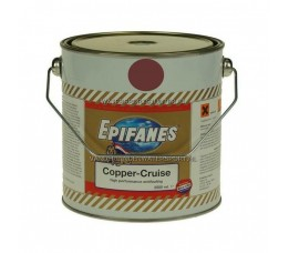 Epifanes Copper Cruise Antifouling Roodbruin 2,5 Liter