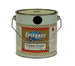 Epifanes Copper Cruise Antifouling Zwart 2,5 Liter