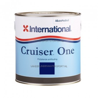 Cruiser One Antifouling Navy 2,5 Liter