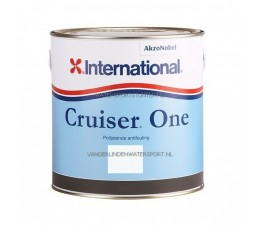 International Cruiser One Antifouling Wit 2,5 Liter