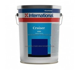 International Cruiser One Antifouling Navy 5 Liter