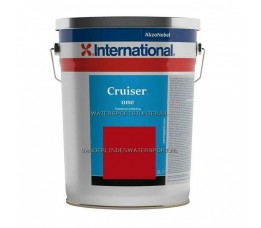 International Cruiser One Antifouling Rood 5 Liter
