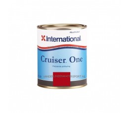 International Cruiser One Antifouling Rood 750 ml