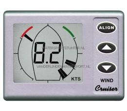Nasa Cruiser Windsnelheid / Windrichtingmeter