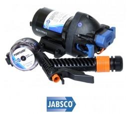 Jabsco Dekwaspomp Parmax 4 - 24 Volt 15 Liter