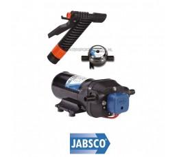 Jabsco Dekwaspomp Parmax 5 - 12 Volt 19 Liter