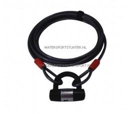 DoubleLock Cable Lock Beast Goedgekeurd